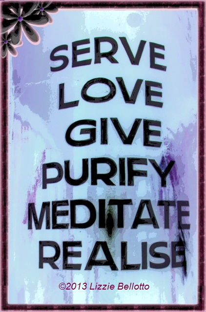 2. Yogi Mantra Lizzie